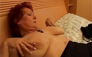 Massive boobs for a nasty milf