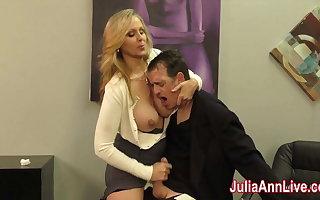 Julia Ann Milks Stepson winning his Date!