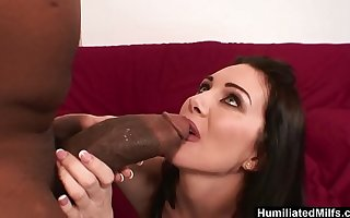 HumiliatedMilfs – She loves his Monster disgraceful Put in