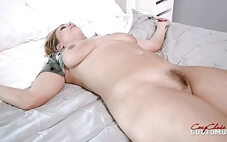 Pretext Milf with Big Tits Touched and Fucked While Sleeping - Joslyn Jane